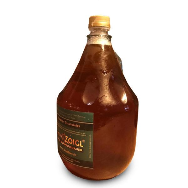 Zoigl Flasche 3 Liter Schafferhof Neuhaus