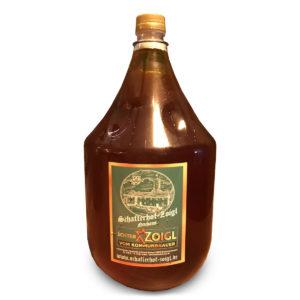 Zoigl Flasche 5 Liter Schafferhof Neuhaus